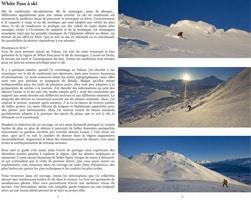 Page: White Pass à ski