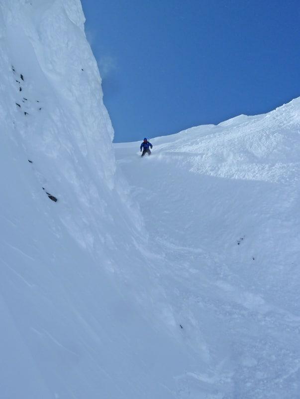 a nice little chute