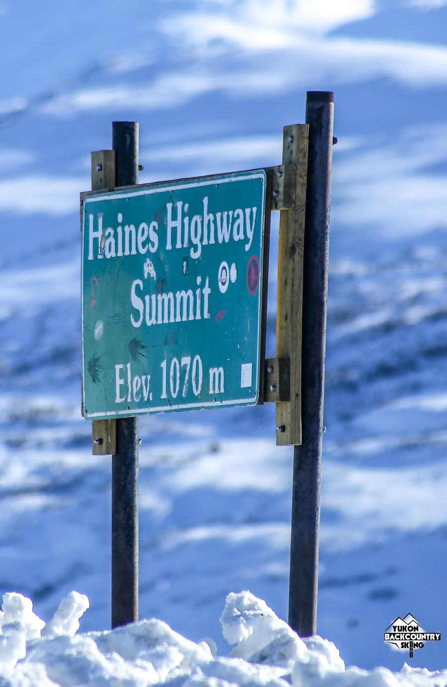 Haines Summit
