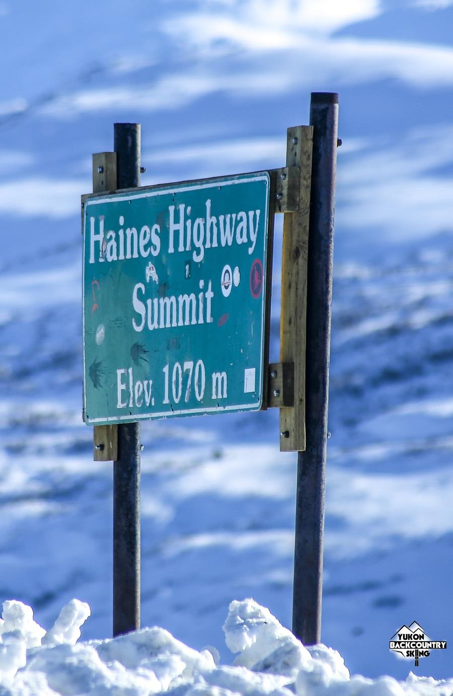 Haines Summit