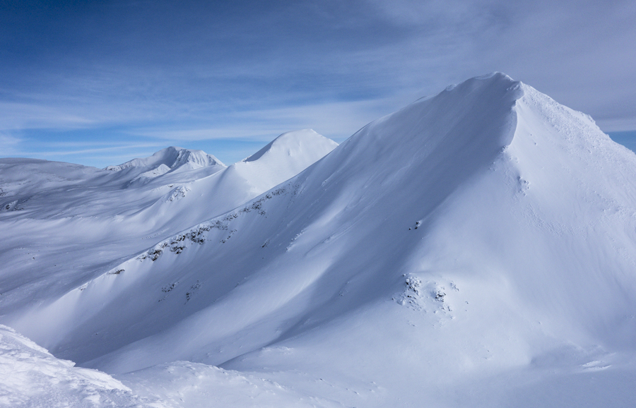 Easter WE yukon Backcountry skiing00038