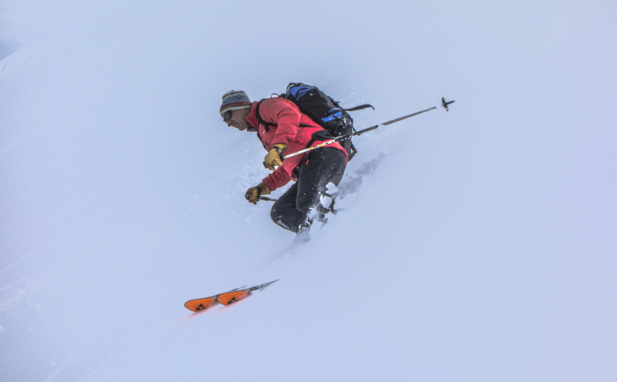 Easter WE yukon Backcountry skiing00043