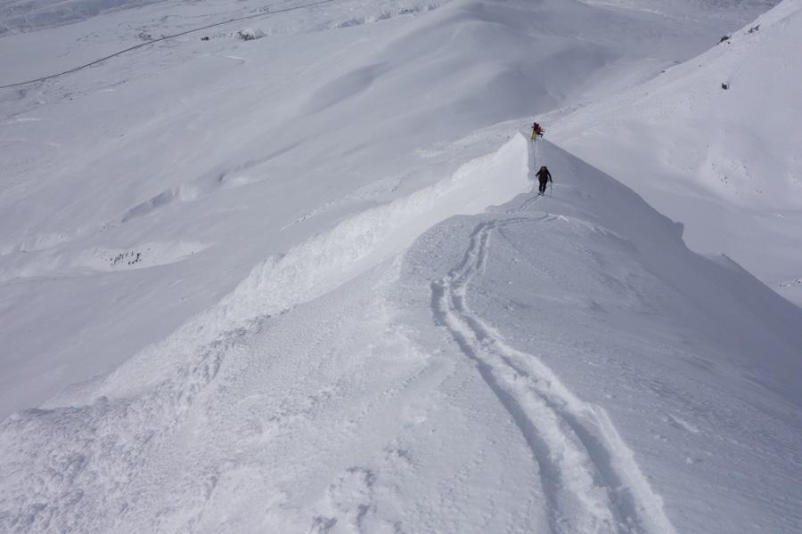 March ski yukon Backcountry skiing00006