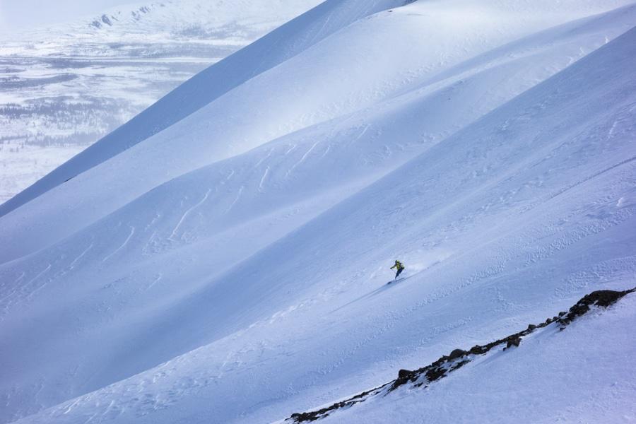 Claude Vallier yukon Backcountry skiing00002