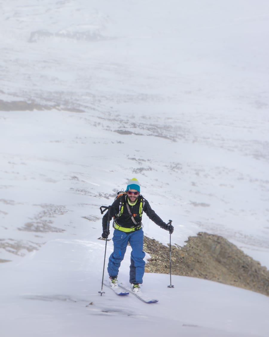 Claude Vallier yukon Backcountry skiing00005