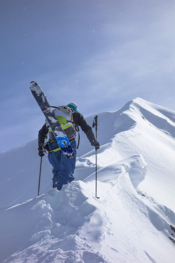 Claude Vallier yukon Backcountry skiing00007
