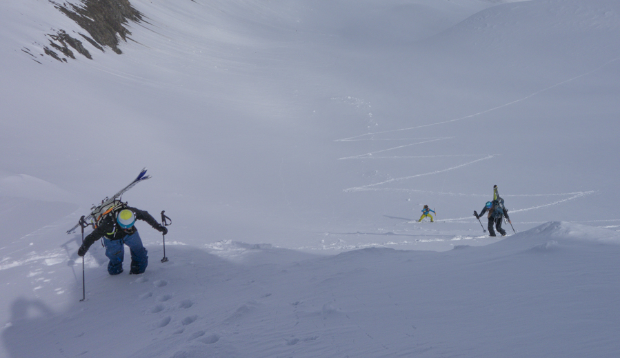 Claude Vallier yukon Backcountry skiing00008