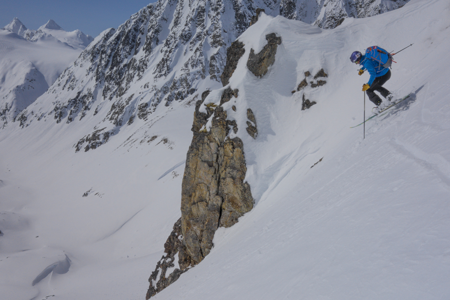 Claude Vallier yukon Backcountry skiing00012