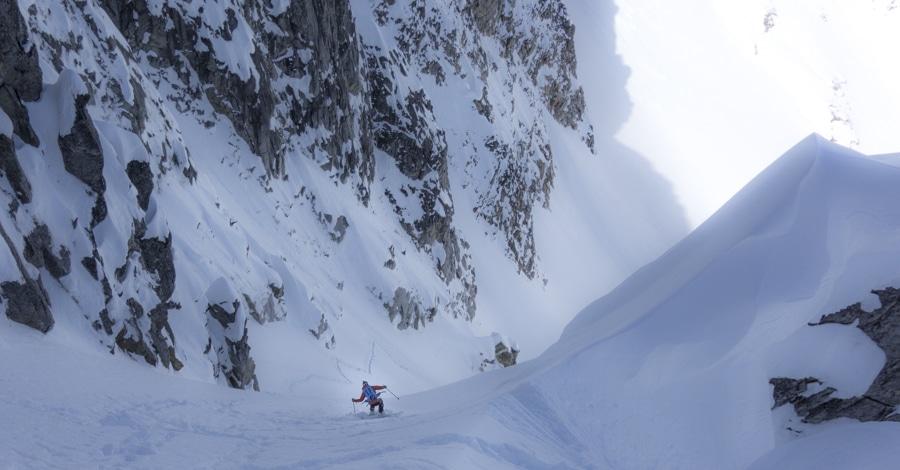 Claude Vallier yukon Backcountry skiing00019