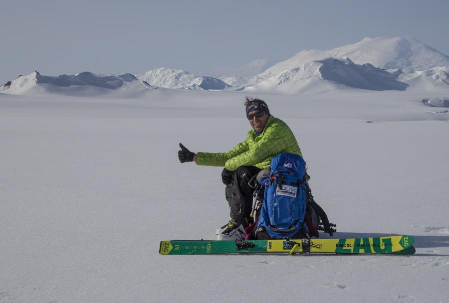 Kluane icefield 201600004