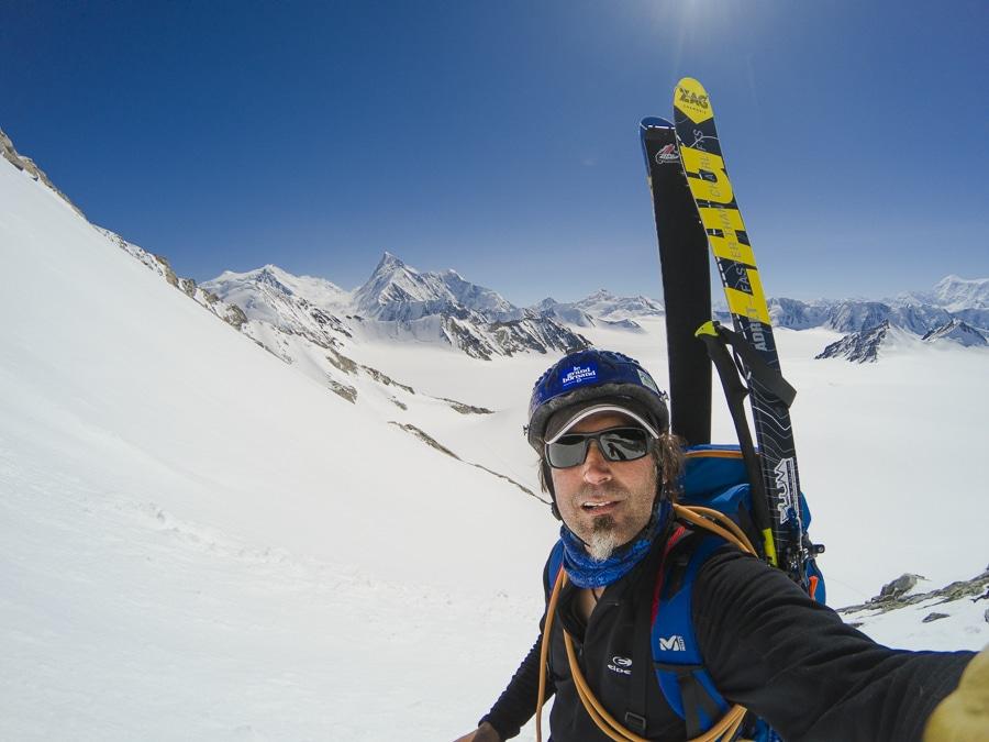 Mont Saint Elias Mountains