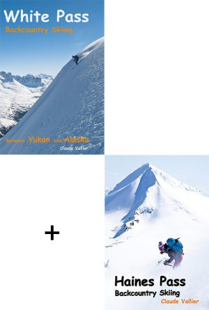 Books: White Pass & Haines Pass Backcountry Skiing