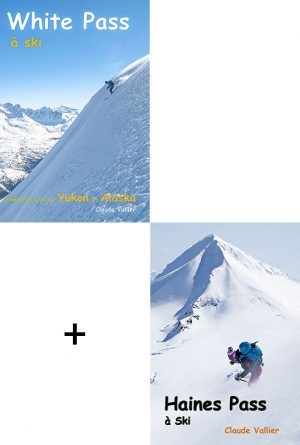 Livres: White Pass & Haines Pass Backcountry Skiing