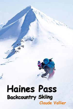 Book: Haines Pass Backcountry Skiing